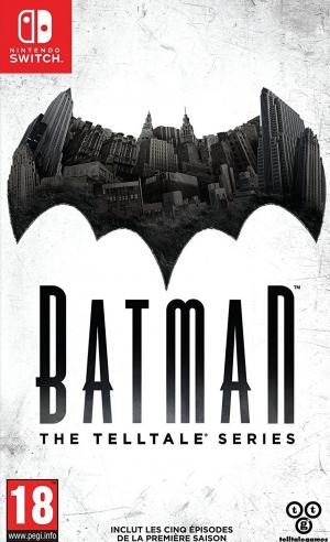Echanger le jeu Batman: The Telltale Series sur Switch