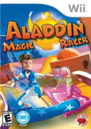 Echanger le jeu Aladdin Magic Racer sur Wii