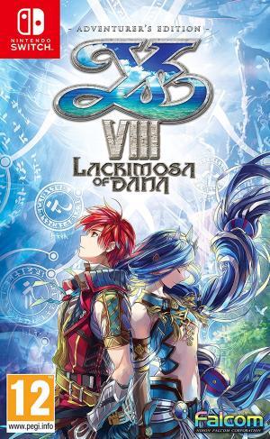 Echanger le jeu Ys VIII: Lacrimosa of DANA sur Switch