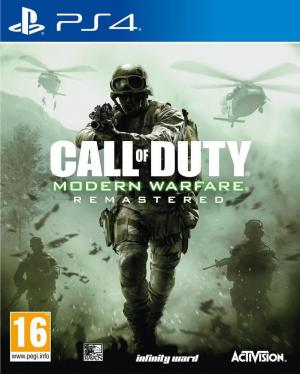 Echanger le jeu Call of Duty: Modern Warfare Remastered sur PS4