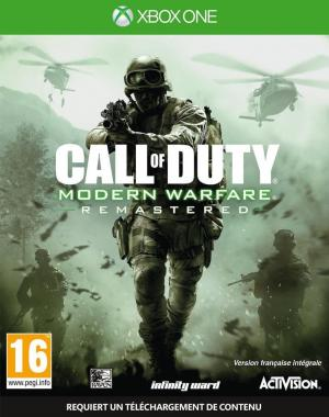 Echanger le jeu Call of Duty: Modern Warfare Remastered sur Xbox One