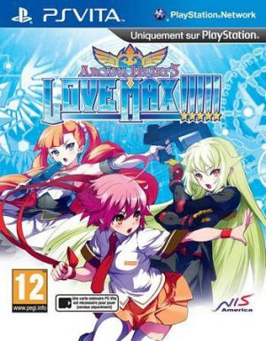 Echanger le jeu Arcana Heart 3 : Love Max sur PS Vita