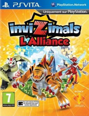 Echanger le jeu Invizimals : L'Alliance sur PS Vita