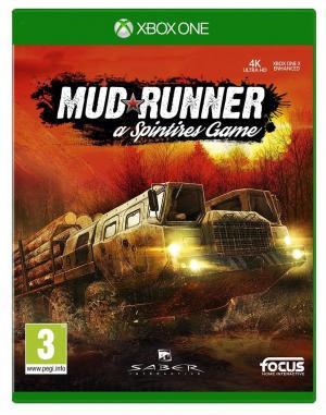 Echanger le jeu Spintires: MudRunner sur Xbox One