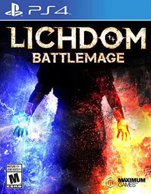Echanger le jeu Lichdom Battlemage  sur PS4