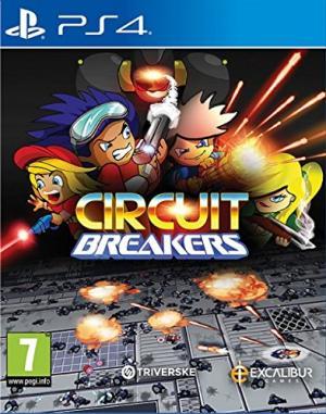 Echanger le jeu Circuit Breakers sur PS4