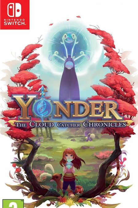 Echanger le jeu Yonder: The Cloud Catcher Chronicles sur Switch