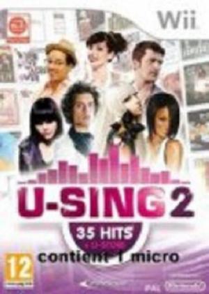 Echanger le jeu U Sing 2 sur Wii