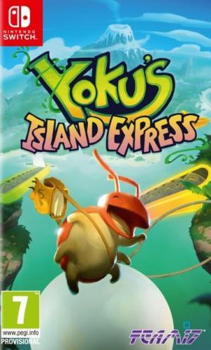 Echanger le jeu Yoku's Island Express sur Switch