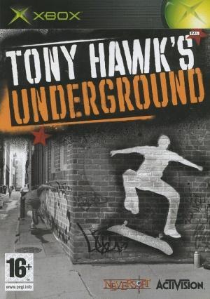 Echanger le jeu Tony Hawk : Underground sur XBOX