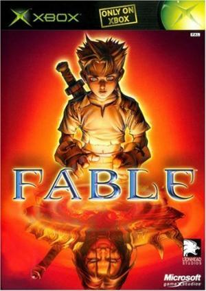 Echanger le jeu Fable sur XBOX