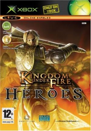 Echanger le jeu Kingdom Under Fire Heroes sur XBOX