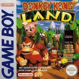 Echanger le jeu Donkey Kong Land sur GAMEBOY