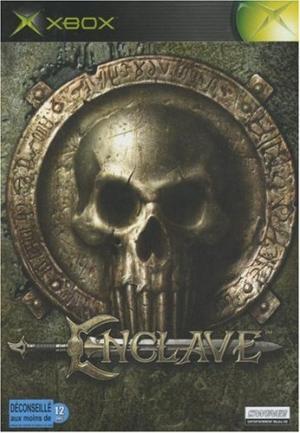 Echanger le jeu Enclave sur XBOX