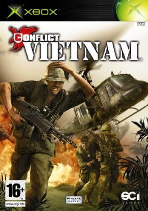 Echanger le jeu Conflict Vietnam  sur XBOX