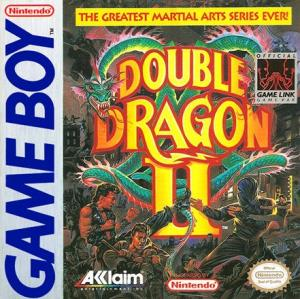 Echanger le jeu Double Dragon 2 sur GAMEBOY
