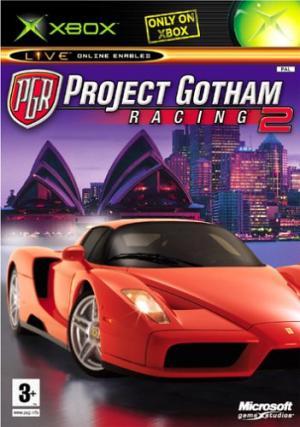 Echanger le jeu Project Gotham Racing 2 sur XBOX