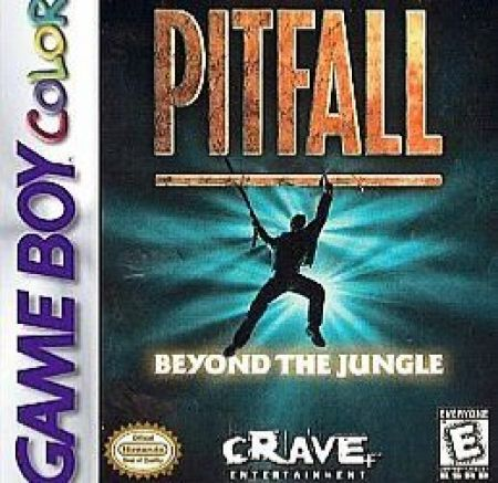 Echanger le jeu Pitfall: Beyond the Jungle sur GAMEBOY