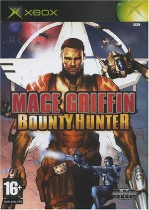 Echanger le jeu Mace Griffin Bounty Hunter sur XBOX
