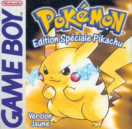 Echanger le jeu Pokemon Jaune - Edition speciale Pikachu sur GAMEBOY