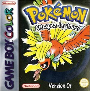 Echanger le jeu Pokémon Version Or sur GAMEBOY