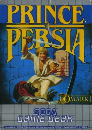 Echanger le jeu Prince Of Persia sur GAMEGEAR
