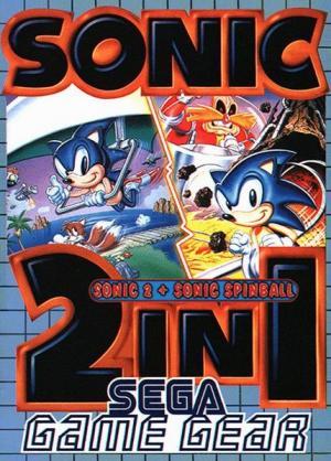 Echanger le jeu Sonic 2 In 1 sur GAMEGEAR