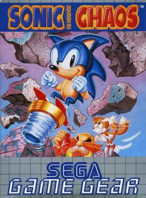 Echanger le jeu Sonic The Hedgehog Chaos sur GAMEGEAR