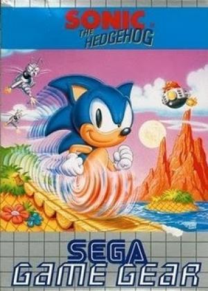 Echanger le jeu Sonic the Hedgehog sur GAMEGEAR