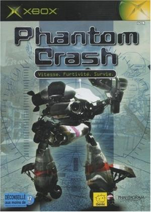 Echanger le jeu Phantom Crash sur XBOX