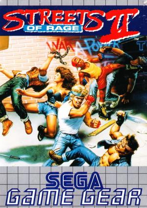 Echanger le jeu Street Of Rage 2 sur GAMEGEAR