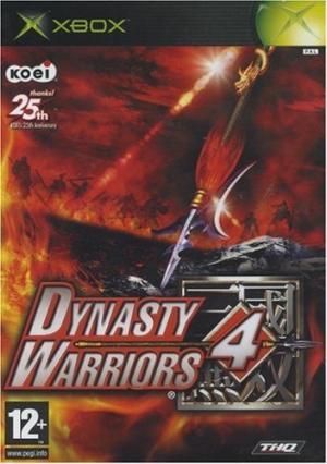 Echanger le jeu Dynasty Warrior 4 sur XBOX
