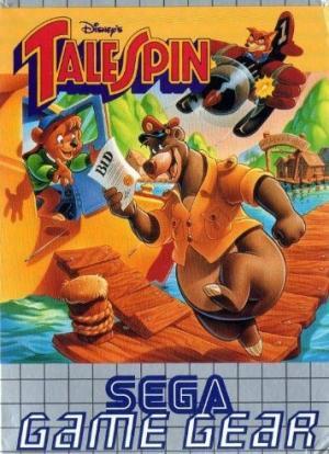 Echanger le jeu Talespin sur GAMEGEAR