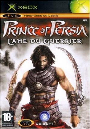 Echanger le jeu Prince of Persia : L'ame du guerrier sur XBOX