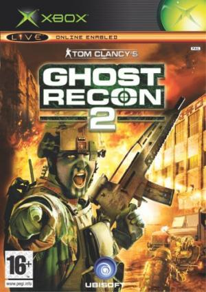 Echanger le jeu Tom Clancy's Ghost Recon 2  sur XBOX
