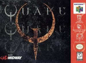 Echanger le jeu Quake sur N64