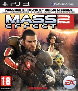 Echanger le jeu Mass Effect 2 sur PS3