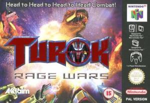 Echanger le jeu Turok: Rage Wars sur N64