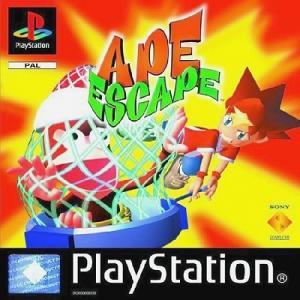 Echanger le jeu Ape Escape sur PS1
