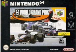 Echanger le jeu F1 World Grand Prix sur N64