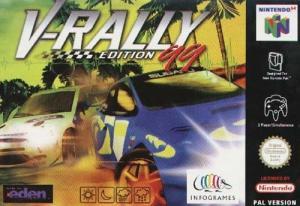 Echanger le jeu V-Rally 99 sur N64