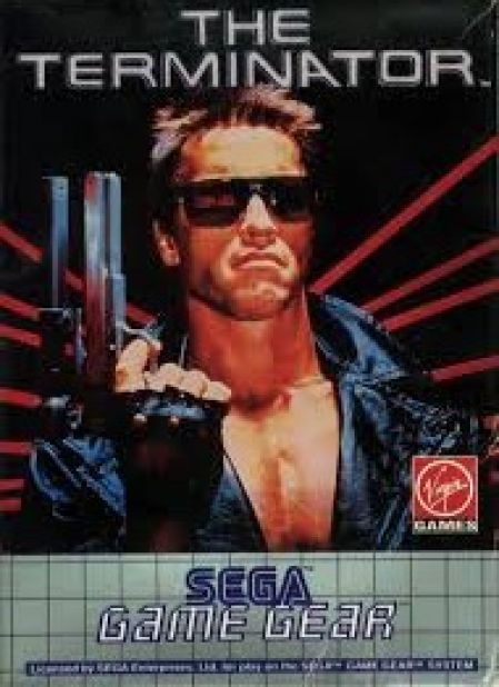 Echanger le jeu The Terminator sur GAMEGEAR