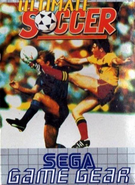 Echanger le jeu Ultimate Soccer sur GAMEGEAR