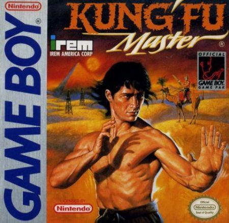 Echanger le jeu Kung'Fu Master sur GAMEBOY