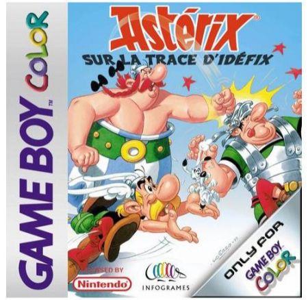 Echanger le jeu Asterix sur la trace d'Idéfix sur GAMEBOY