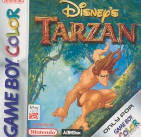 Echanger le jeu Tarzan sur GAMEBOY