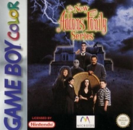 Echanger le jeu The New Addams Family Series sur GAMEBOY