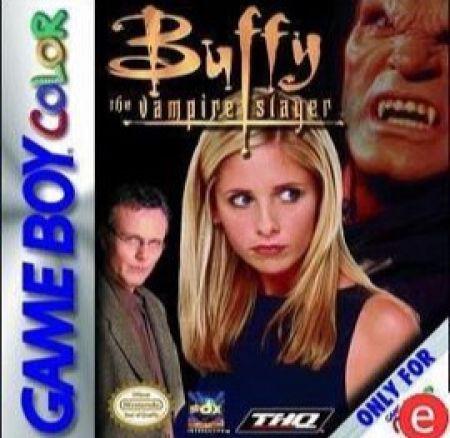 Echanger le jeu Buffy contre les vampires sur GAMEBOY
