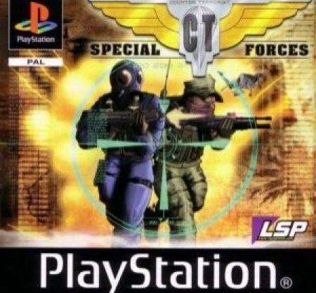 Echanger le jeu CT SPECIAL FORCES  sur PS1