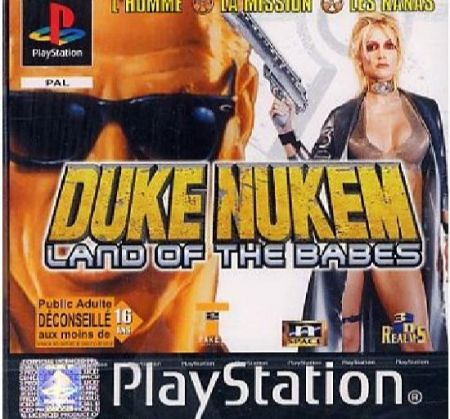 Echanger le jeu Duke Nukem: Land of the Babes  sur PS1